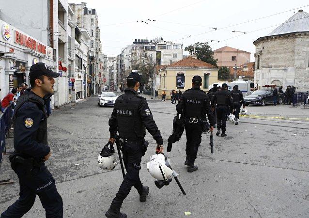 Situación en Estambul