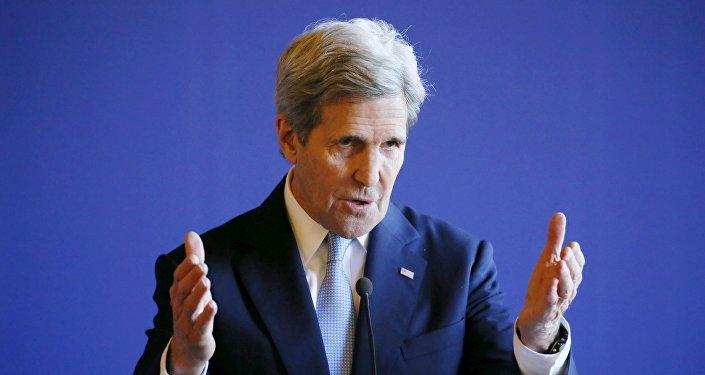 John Kerry, canciller de EEUU