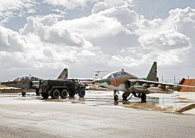 Retirada de las tropas rusas de Siria