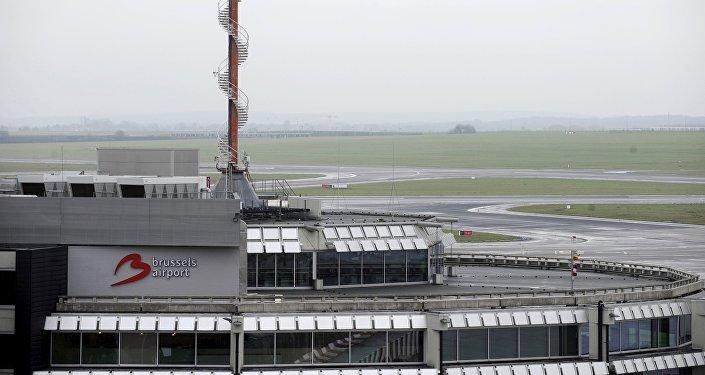 El aeropuerto Zaventem en Bruselas (archivo)