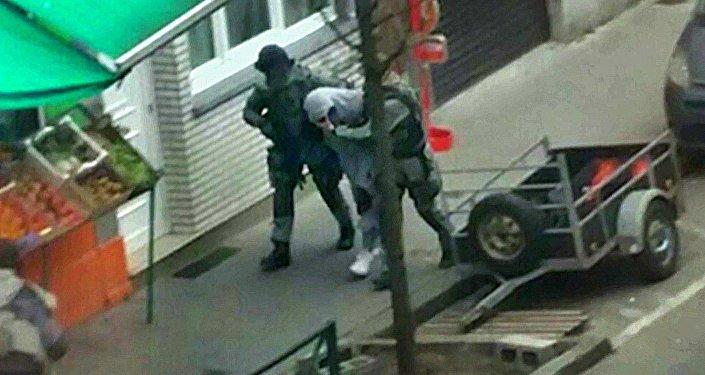 Arresto del principal sospechoso de los atentados de París, Salah Abdeslam