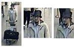 Najim Laachraoui, sospechoso del atentado en el aeropuerto de Bruselas