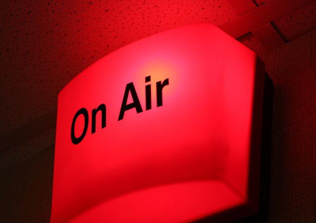 Al aire. Radio
