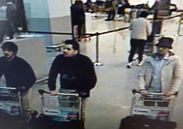 Los sospechosos de haber participado en los ataques al aeropuerto Zaventem en Bélgica