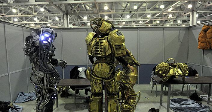 Rusia abre laboratorio de robots para combate