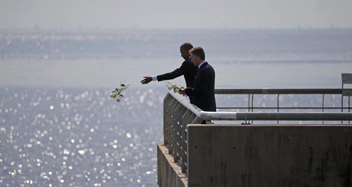 Obama homenajea a víctimas de dictadura argentina