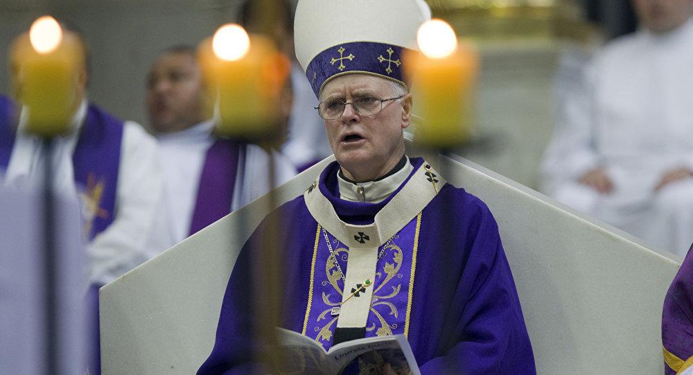 Odilo Scherer, arzobispo de Sao Paulo