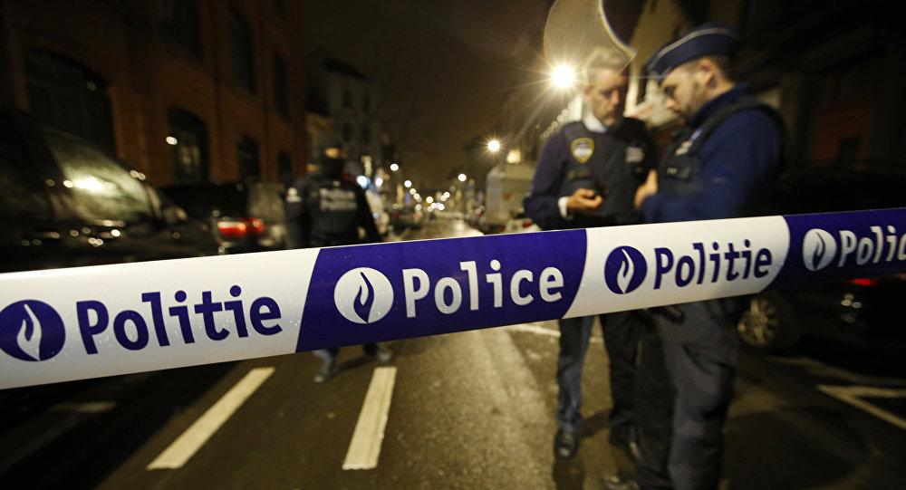 Redada policial en Bruselas