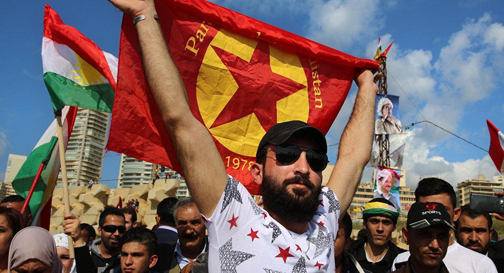 Los kurdos sirios