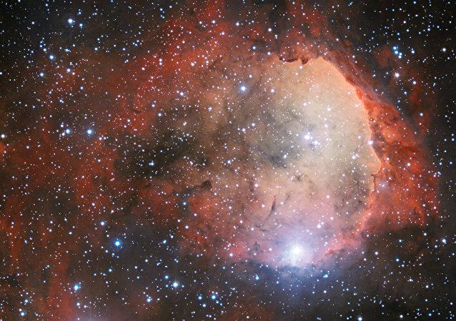 La nebulosa NGC 3324