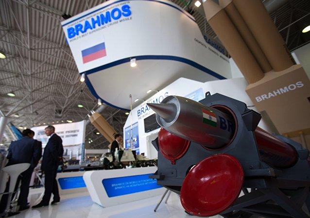Misil de crucero supersónico BrahMos