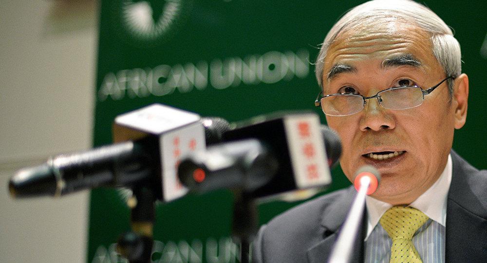 Xie Xiaoyan, enviado especial chino para el asunto de Siria