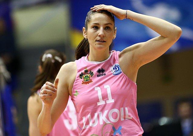 Tatiana Kósheleva, voleibolista rusa