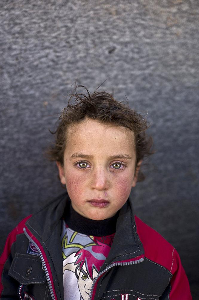 ¿Con qué sueñan los niños de los refugiados sirios?