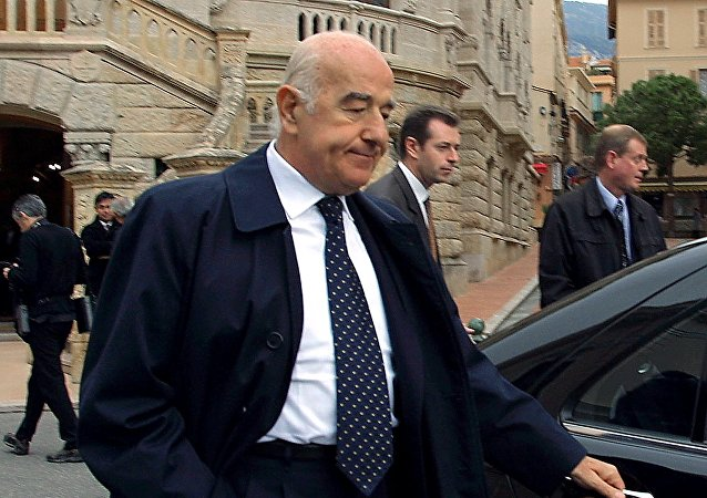 Joseph Safra, el banquero brasileño (archivo)