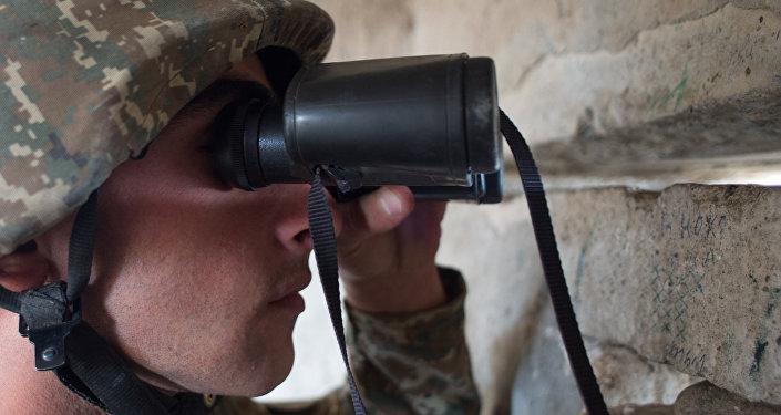 Azerbaiyán informa de ataques por armenios en el noreste y el sureste de Karabaj