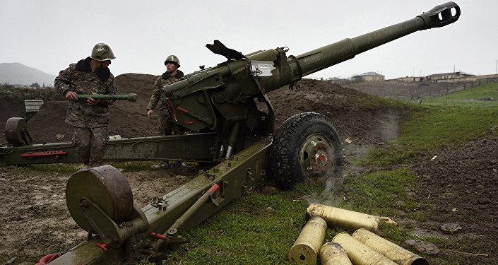 Conflicto en Nagorno Karabaj