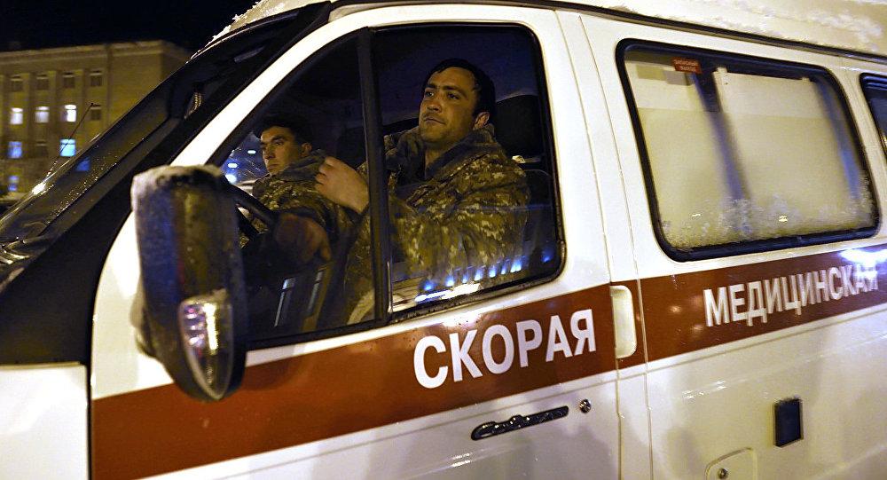 Ambulancia de Nagorno Karabaj