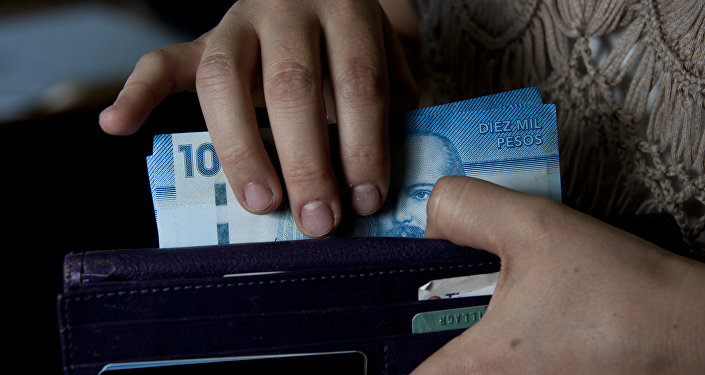 Pesos chilenos (archivo)
