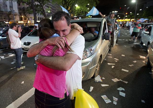 Loa argentinos tras las elecciones del 22 de noviembre de 2015