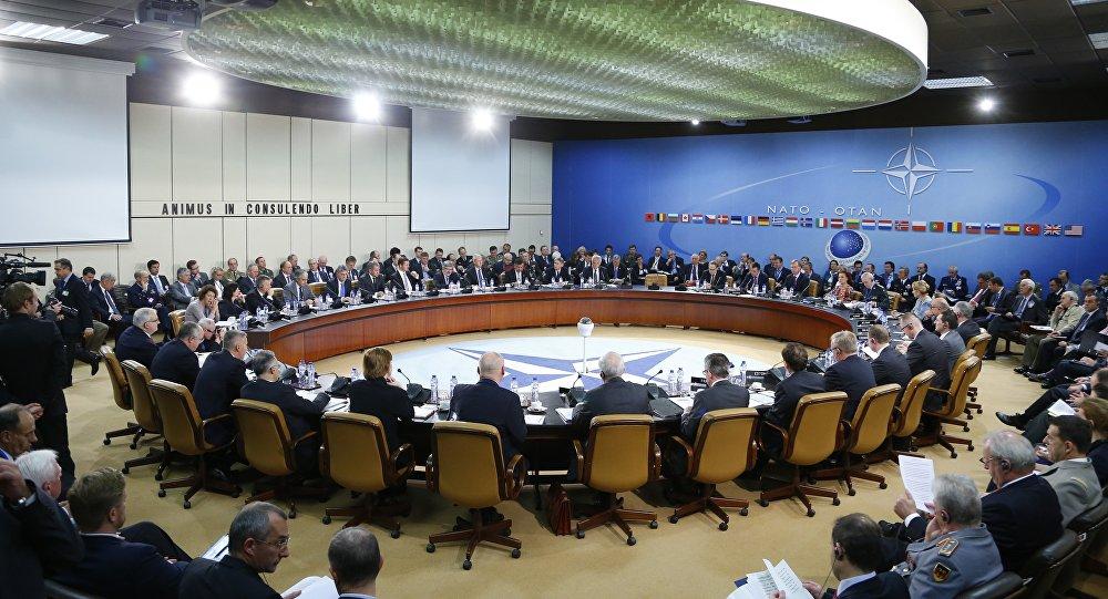 Sesión del Consejo Rusia-OTAN (archivo)