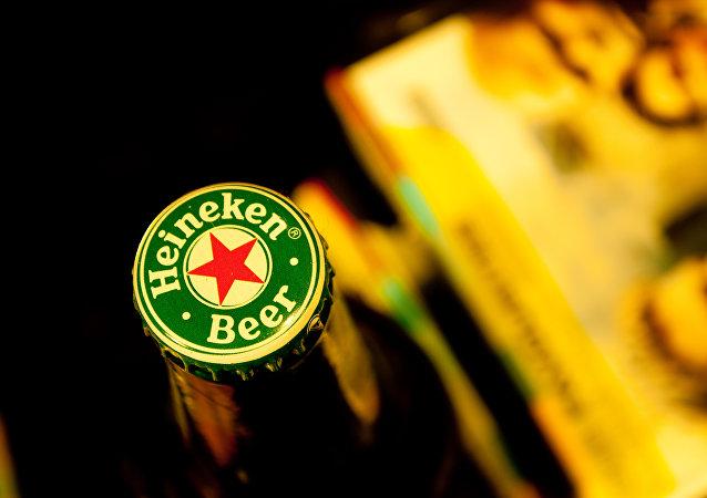 Lódo de Heineken
