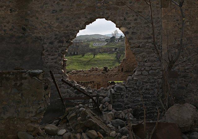 La situación en Nagorno Karabaj