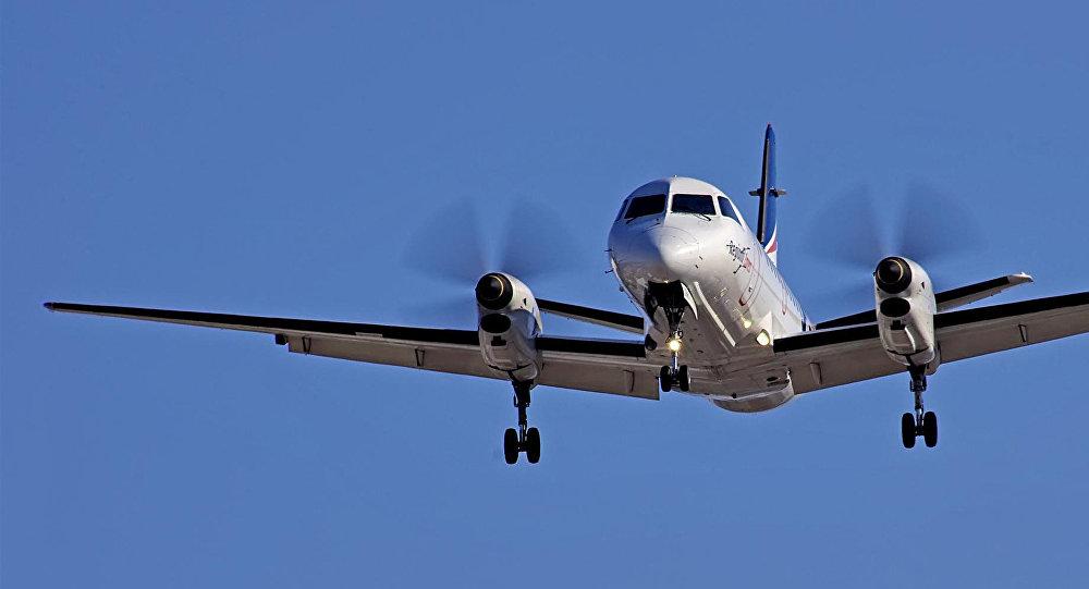 Avión Saab-340B