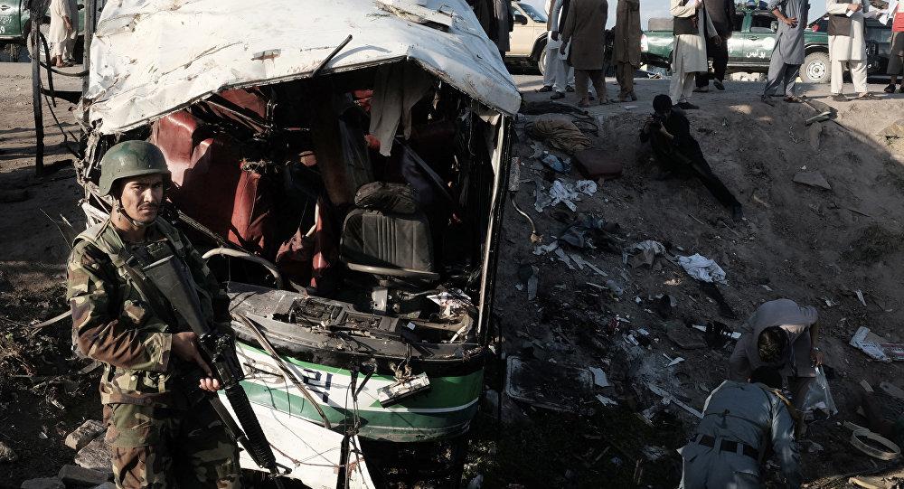 Atentado suicida deja nueve muertos en Afganistán