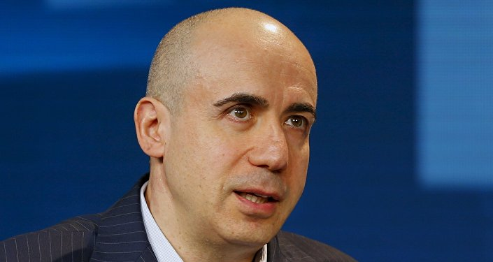 Yuri Milner, el empresario ruso y fundador de Breakthrough Initiatives (archivo)