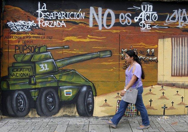 Más de 500 activistas fueron asesinados en Colombia en los últimos 5 años