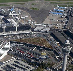 Schiphol, el aeropuerto de Ámsterdam