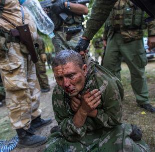 Dos años desde el inicio de la operación militar en el este de Ucrania