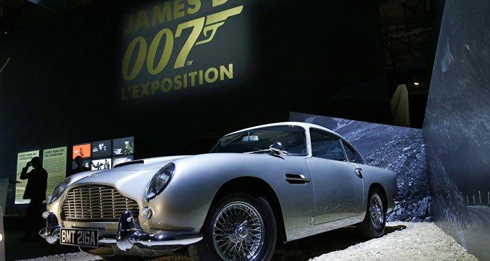 El estilo de James Bond