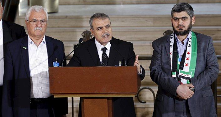 Representantes del ACN en Ginebra (Archivo)