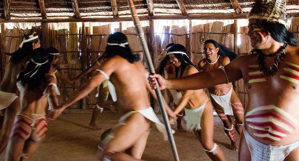 Tribu aborígena