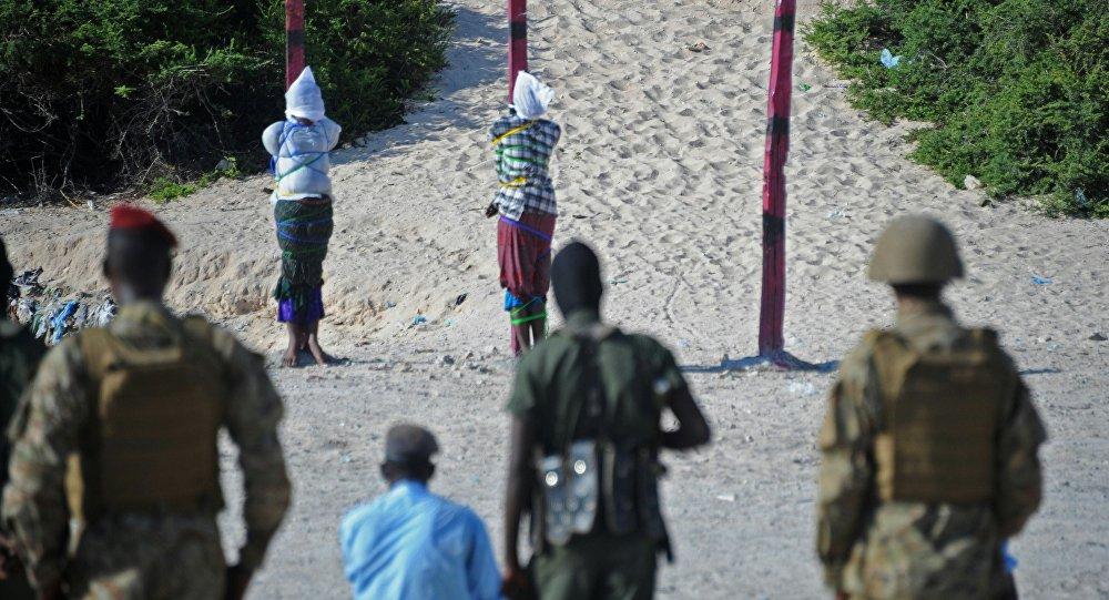 Ejecución en Somalia
