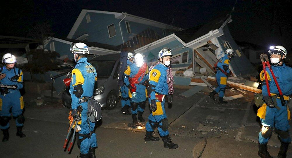 Consecuencias del terremoto en la prefectura de Kumamoto