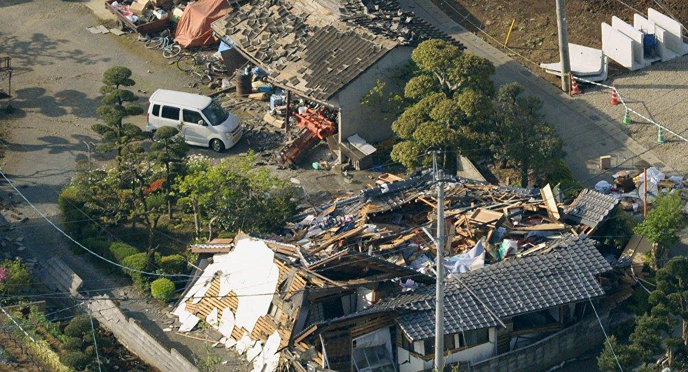 Terremoto en Japón, la prefectura de Kumamoto