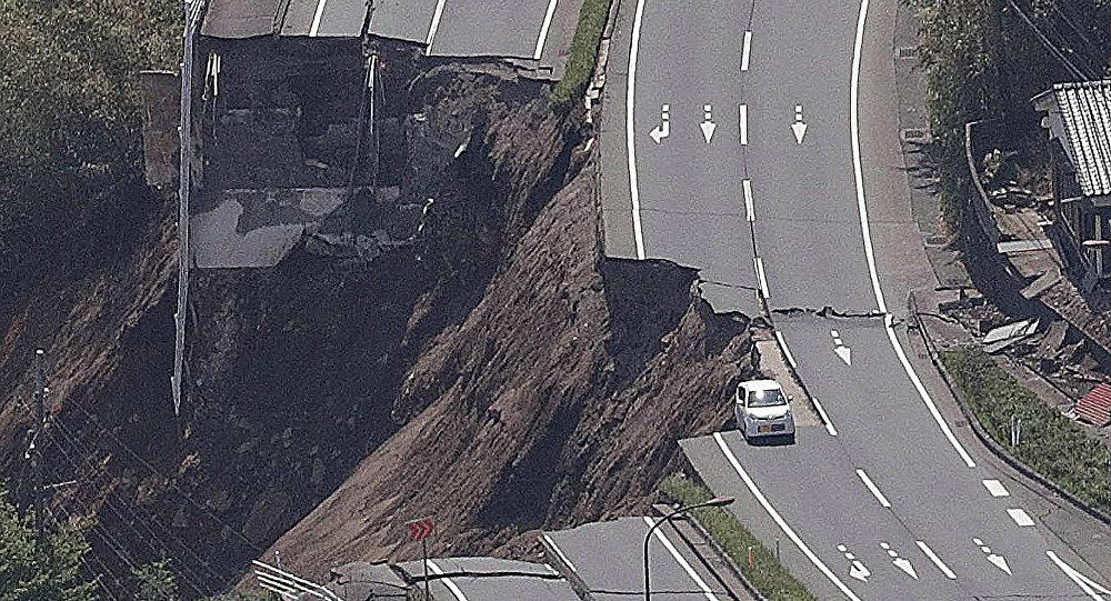 Consecuencias del sismo en Japón