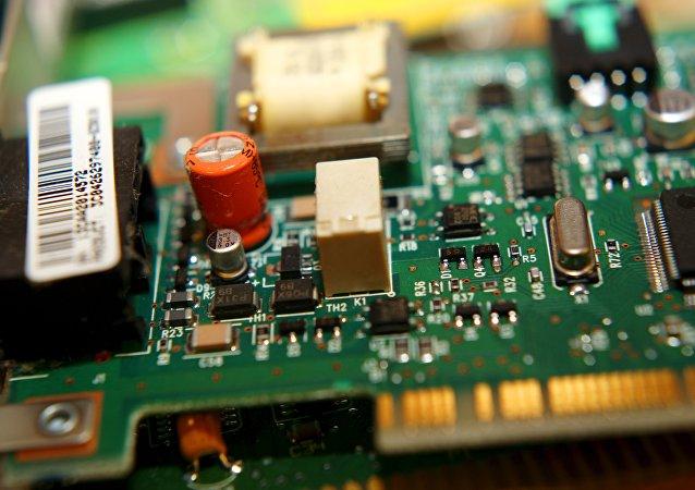 Plaqueta de circuito impreso