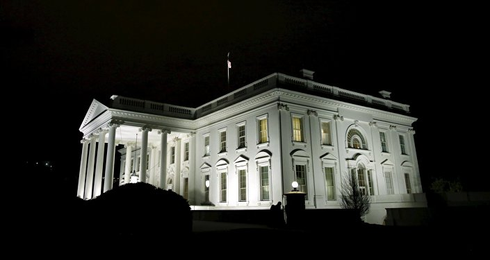 Casa Blanca en Washington (archivo)