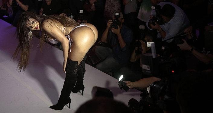 Suzi Cortez, Miss BumBum 2015