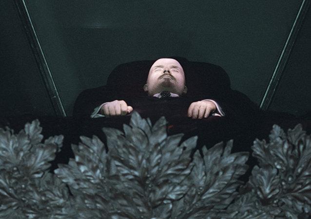 La momia de Vladímir Lenin