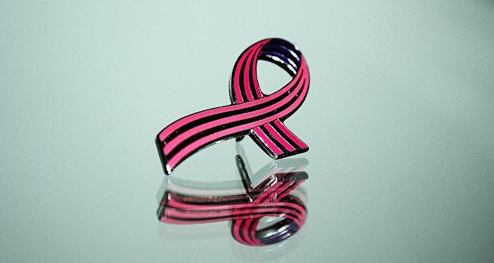El lazo rosado, símbolo de la lucha contra el cáncer de mama