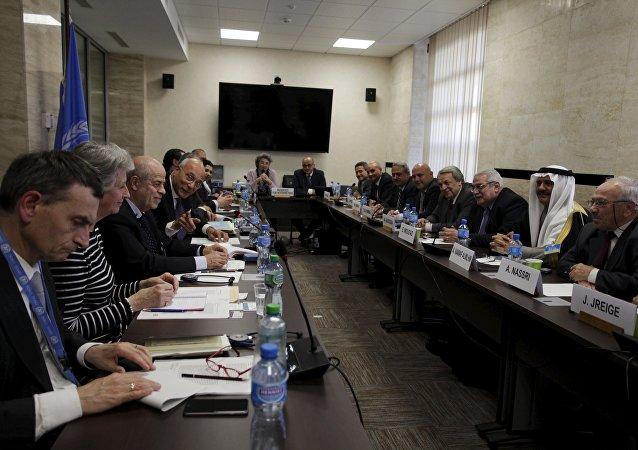 Negociaciones en Ginebra (archivo)