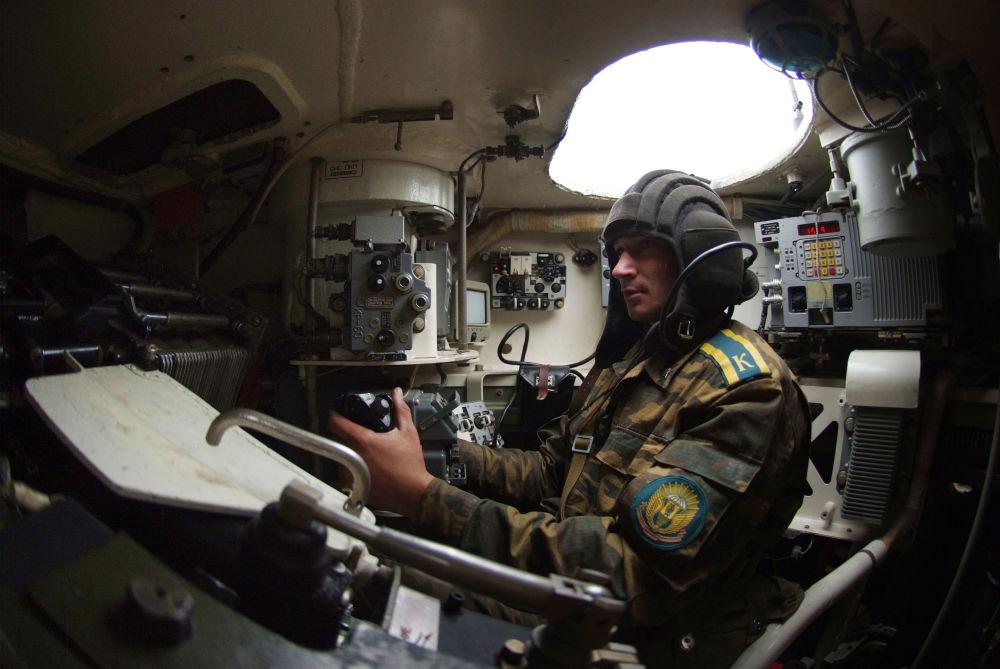 El vehículo de combate BMD-4 de las Tropas Aerotransportadas de Rusia