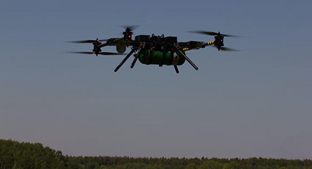 Un dron