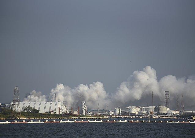 Explosión en el Complejo Petroquímico Pajaritos
