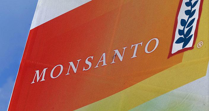 Logo de la corporación Monsanto